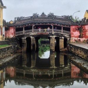 Hoi An Covered Japanese Bridge