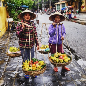Hoi An Fruit Sellers