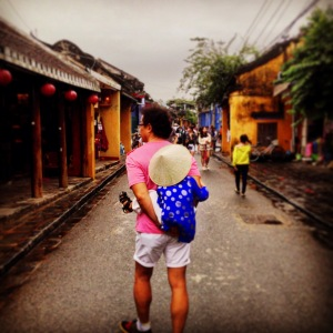 Hoi An People Watching