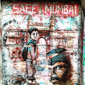 Mumbai Wall Project Street Art