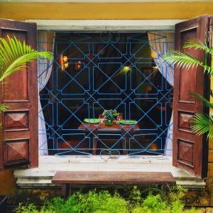 Hoi An Cafe Window