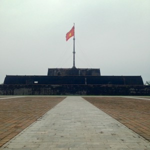 Hue Flag Tower