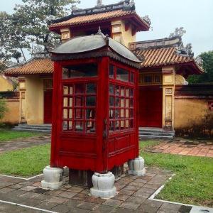 Hue Imperial City Statue Pagoda