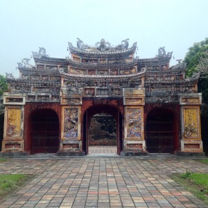 Hue Imperial City Archway