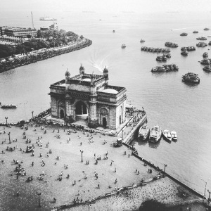 Mumbai Gateway of India View