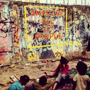 Mumbai Wall Project Street Art