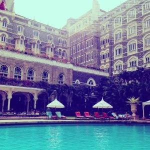 Mumbai Taj Mahal Palace Pool