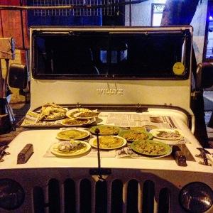 Mumbai Bademiya Jeep Picnic