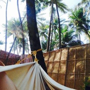 Palolem Beach Hammock Goa