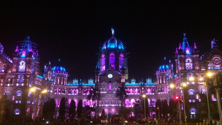 Mumbai CST Station