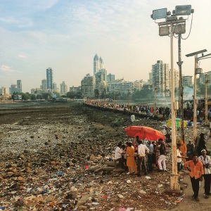 Mumbai Low Tide