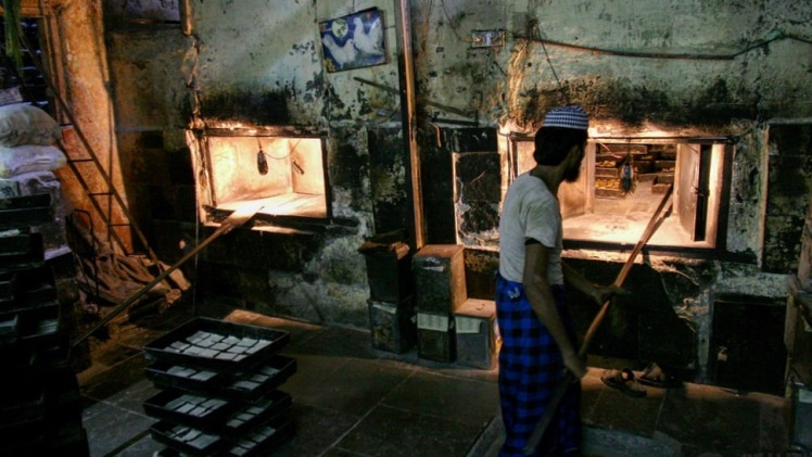 Mumbai Dharavi Bakery