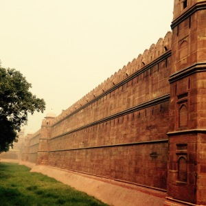 New Delhi Red Fort