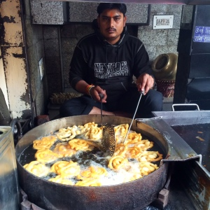 New Delhi Chandni Chowk Street Food