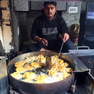New Delhi Chandni Chowk Street Food